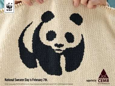 CEMR puts on its Sweater for the planet